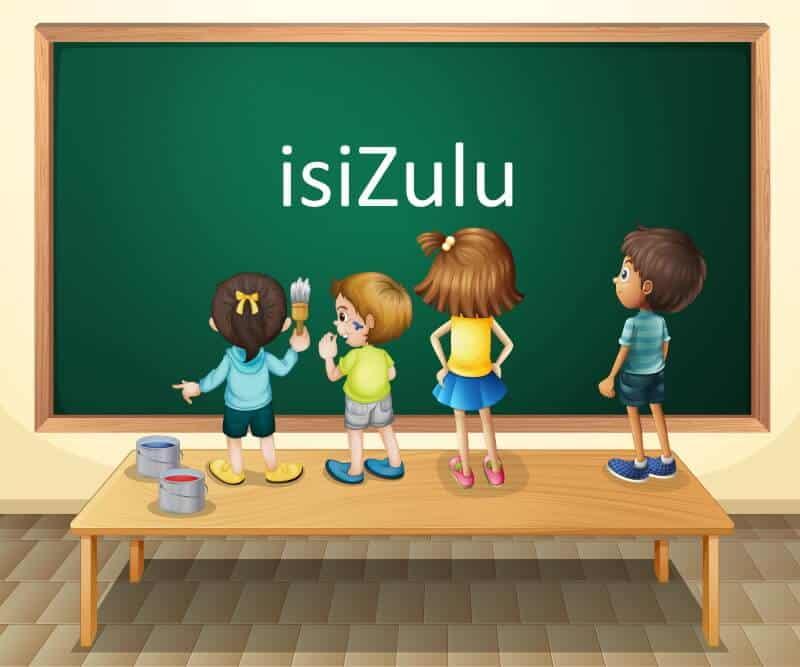 isiZulu 2de addisionele Taal