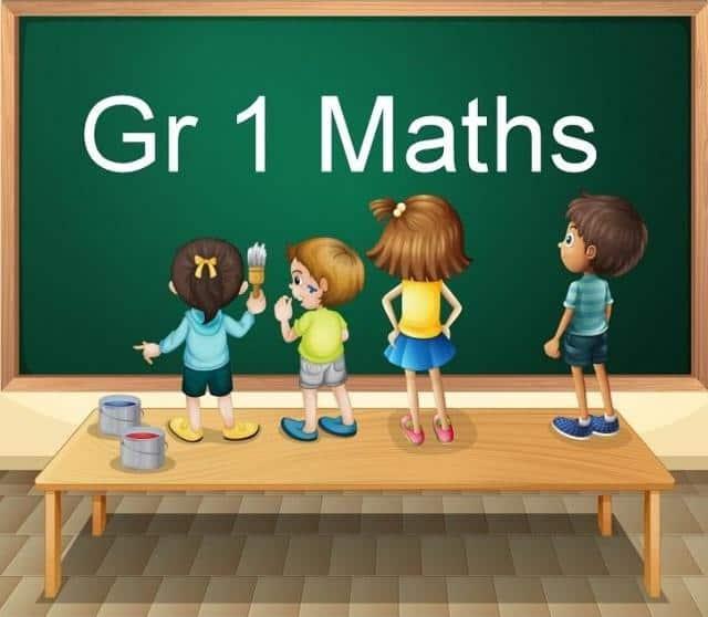 Gr 1 Maths