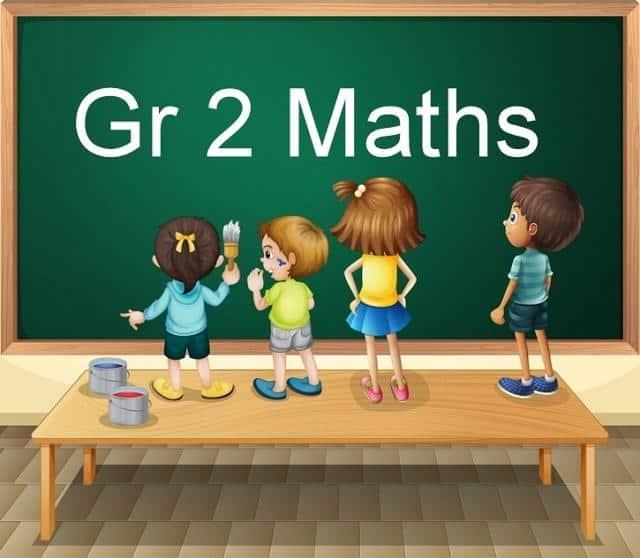 Gr 2 Maths