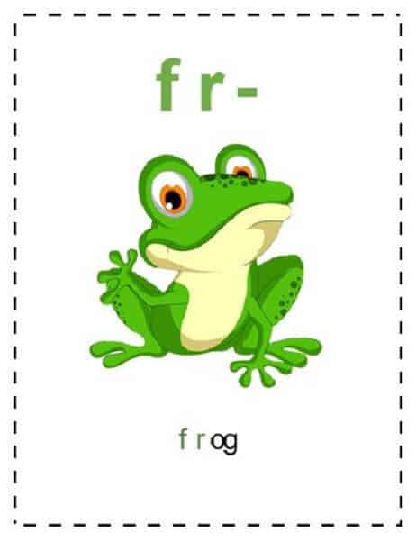 Gr2 English FAL Initial Double Consonant Blends
